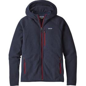 Patagonia Performance Better Sweater Hoody Herr navy blue